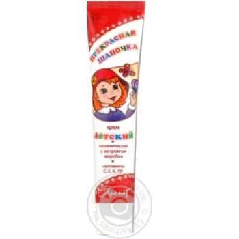Крем детский Аромат Красная шапочка 44г - купить, цены на Ашан - фото 1