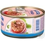 Тунец Аквамарин для салатов в собственном соку 185г - купить, цены на Восторг - фото 2