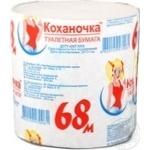 Бумага туалетная Умка - купить, цены на Ашан - фото 3