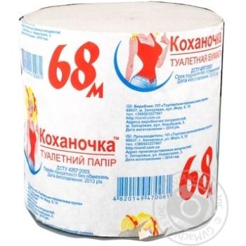 Бумага туалетная Умка - купить, цены на Ашан - фото 4