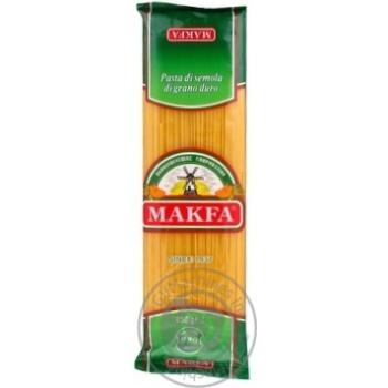 Макаронные изделия Makfa спагетти 450г