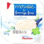 Auchan Cream Mousse Covered Cheese
