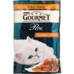 Консерва для котів Gourmet Perle Курка 85г