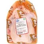 Тушка цыплят-бройлеров Золотко 2 категории охлажденная Украина