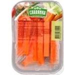 Морковные палочки Славянка 80г - купить, цены на Novus - фото 1
