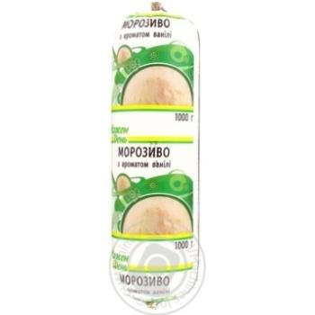 Мороженое Каждый день с ароматом ванили 1кг