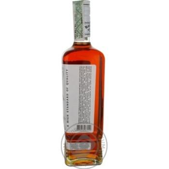 Виски Black Jack 40% 0.7л - купить, цены на Фуршет - фото 4
