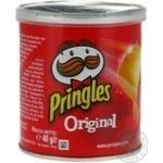 Чипсы Pringles Original 40г