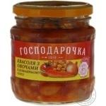 Vegetables kidney bean Hospodarochka canned 460g