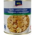 Aro Sliced Pickled Mushrooms