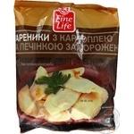Вареники Fine Life з картоплею і печінкою заморожені 900г