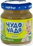 Детское питание для детей с 3-х месяцев Чудо-Чадо Пюре из груш натуральное без сахара 90г