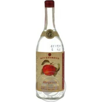 Напій 0,5л 40% міцний плодовий Яблуківка Українська Грінвіч