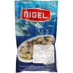 Молюски Nigel Clam атлантичні глибокої заморозки 90/110шт 1кг