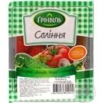 Ассорти овощное Грінвіль Черри-пикуль 300г