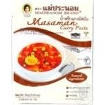 Mae Pranom Masaman Curry Paste 50g