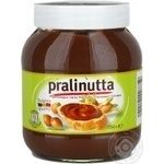 Pasta Pralinutta chocolate with chocolate 750g