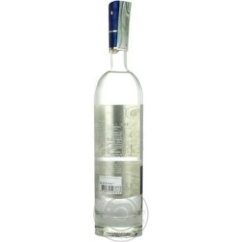 Vodka Shabo Premium 40% 500ml glass bottle - buy, prices for Novus - image 2