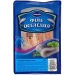 Fish herring Premiya pickled 250g