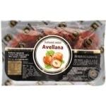 Sausage salami Myasna gildiya Mini raw smoked 250g vacuum packing