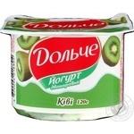 Йогурт Дольче киви 3.2% 120г Украина