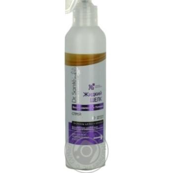 Spray Dr.sante Liquid silk for hair 200ml Ukraine
