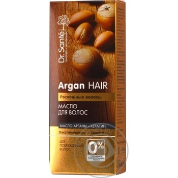 Масло для волос Dr.Sante Argan Hair 50мл