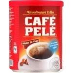 Кофе растворимый Pele натуральный ж/б 100г