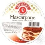 Сыр маскарпоне Ауричио охлажденная 80% 250г