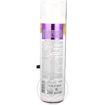 Шампунь Відновлення та живлення Рідкий шовк Dr.Sante 250мл - купить, цены на Novus - фото 4