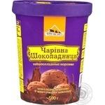 Морозиво Чарівна Шоколадниця Три Ведмеді карт.ст.500г