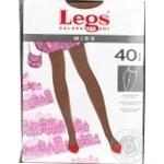 Колготы Legs Miss женские sand 40ден 5р
