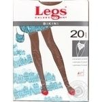 Колготки женские Legs Bikini 20 sand р.4 260 шт