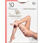 Tights Intuitsia for women 10den 4size