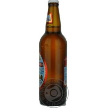 Пиво Хмельпиво Жигулівське світле 4,2% 0,5л - купити, ціни на Novus - фото 4