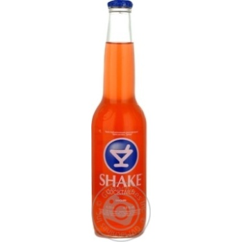 Напиток Шейк Дайкири слабоалкогольный газированный 7%об. 330мл - купить, цены на Восторг - фото 3