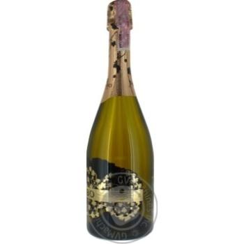 Вино игристое Шабо Gold Special Edition белое полусладкое 10,5-13,5% 0,75л - купить, цены на Таврия В - фото 5
