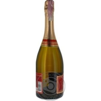 Вино игристое Shabo белое полусладкое 0,75л - купить, цены на Таврия В - фото 4