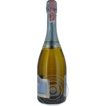 Shabo Charmat white semi-dry sparkling wine 10,5-13,5% 0.75l - buy, prices for EKO Market - photo 5