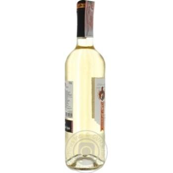 Wine ayren Palacio de anglona white semisweet 11% 750ml glass bottle Spain - buy, prices for Novus - image 3