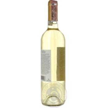 Вино Ротшильд СОВИНЬОН Мапо Чили 0,75л - купить, цены на Novus - фото 3