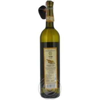 Вино Kartauli Vazi Твіші біле напівсолодке 10.5% 0.75л - купити, ціни на Novus - фото 2