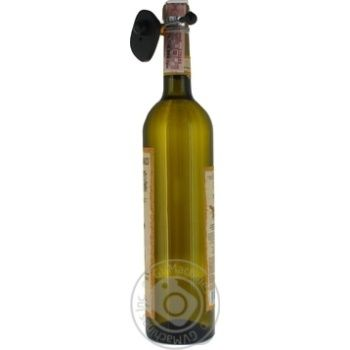 Вино Kartauli Vazi Твіші біле напівсолодке 10.5% 0.75л - купити, ціни на Novus - фото 5