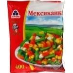 """Суміш овочева ТМ""""Рудь"""" мексиканська 400г"""