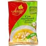 Суп овочевийз грибами Ажур 400г