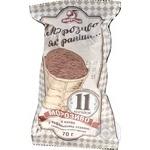 Мороженое Ласунка 11 копеек с какао в вафельном стаканчике 70г