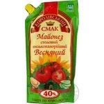 Korolivsky Smak Spring 40% Mayonnaise