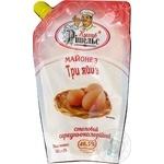 Майонез столовий висококалорійний 40,5% Три яйца Кухар Рішільє д/п 360г