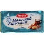 Маргарин Олком Молочный Киевский 70% 450г - купить, цены на Ашан - фото 1