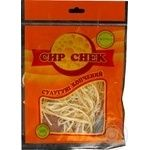 Slaviya Snack Cheese Smoked Suluguni